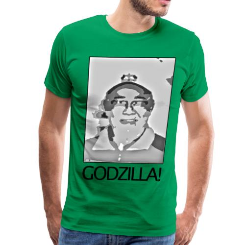 GODZILLA - Men's Premium T-Shirt