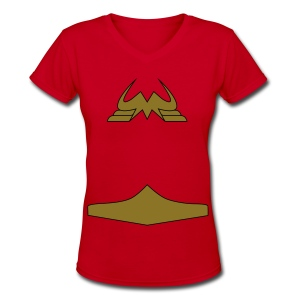 Wonder Tee - Women's V-Neck T-Shirt