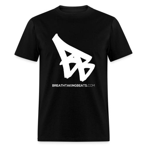 Men Breathtaking Beats Shirt Black - Men's T-Shirt