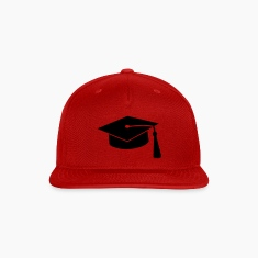 graduation hat v2 Caps