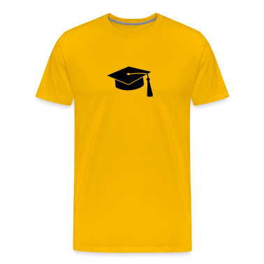 graduation hat v2 T-Shirts