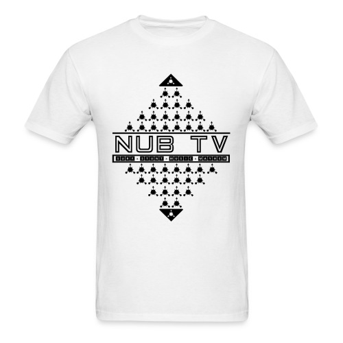 Nub TV Army Tee - Men's T-Shirt