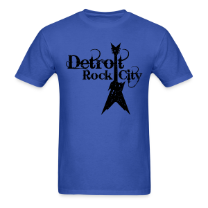 Detroit Rock City - Men's T-Shirt