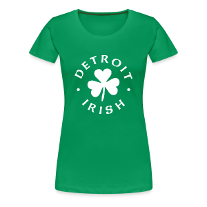Detroit Irish - Women's Premium T-Shirt
