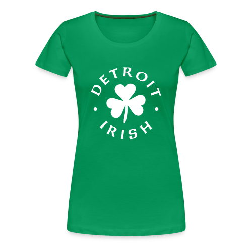 Detroit Irish - Women's Premium T-Shirt