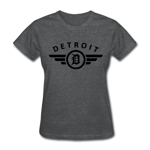 DETROIT - Women's T-Shirt