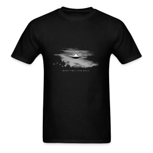 UFO Unidentified flying object - Men's T-Shirt
