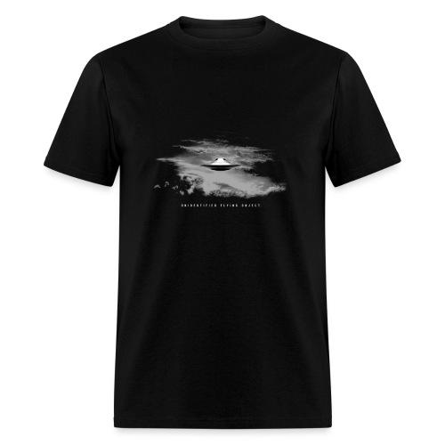 UFO Unidentified flying object - Men's T-Shirt