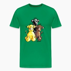 Funny Labrador Retriever - Dog  T-Shirts