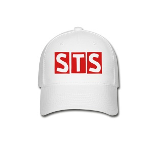 STS FR-RED/BK-RED - Baseball Cap