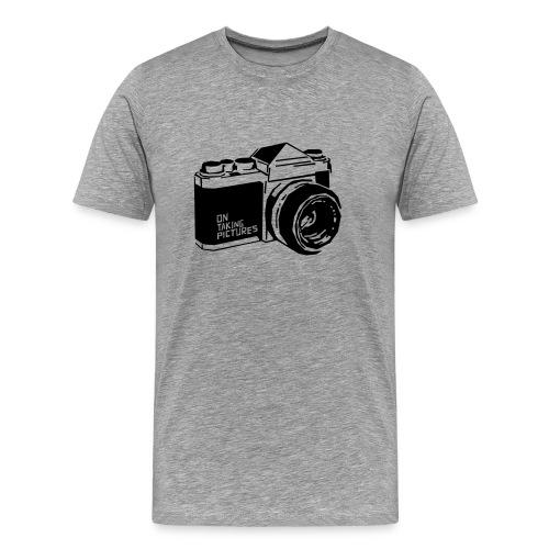 OTP - Vintage SLR - Men's Premium T-Shirt
