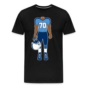 70 (up to 5x) - Men's Premium T-Shirt