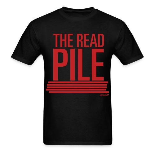 The Read Pile T-Shirt - Men's T-Shirt