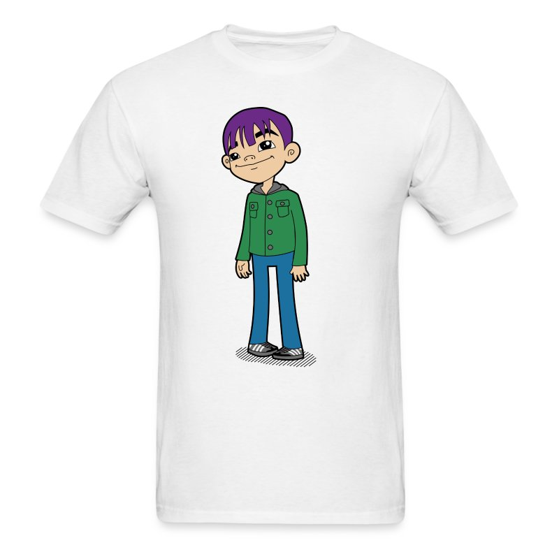 auto_Shirt_6color_v01.png - Men's T-Shirt
