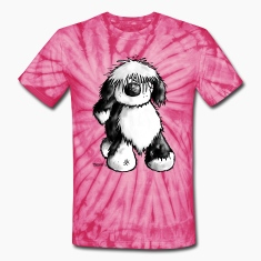 Funny Tibetan Terrier- Dog T-Shirts