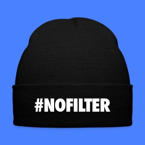 #NOFILTER Caps - Knit Cap with Cuff Print