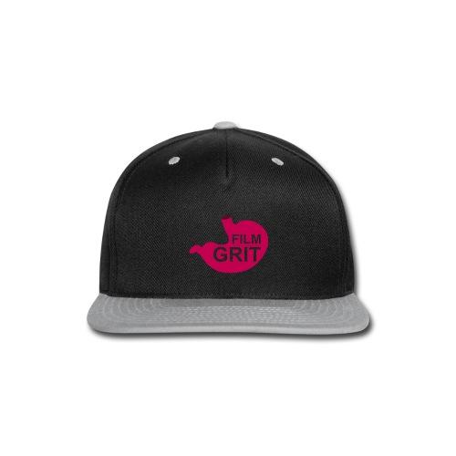 Snap-back Cap - Snap-back Baseball Cap