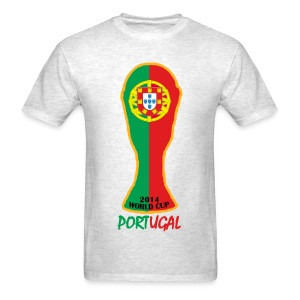 Portugal World Cup 2014 Trophy Shirt - Men's T-Shirt