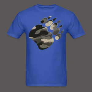 CAMO BEAR - Men's T-Shirt