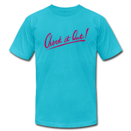 T-Shirts ~ Men's T-Shirt by American Apparel ~ Article 15861146