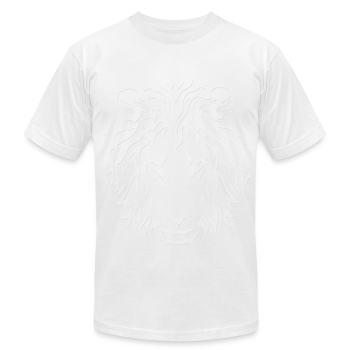 White Lion T - Men's  Jersey T-Shirt