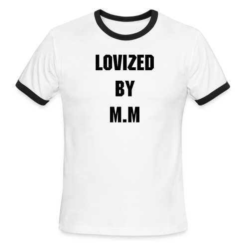 Lovized - Men's Ringer T-Shirt