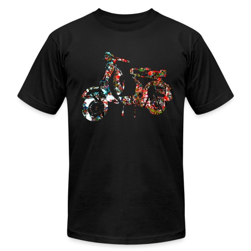 Vespa T - Men's  Jersey T-Shirt