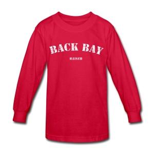 Back Bay Raised