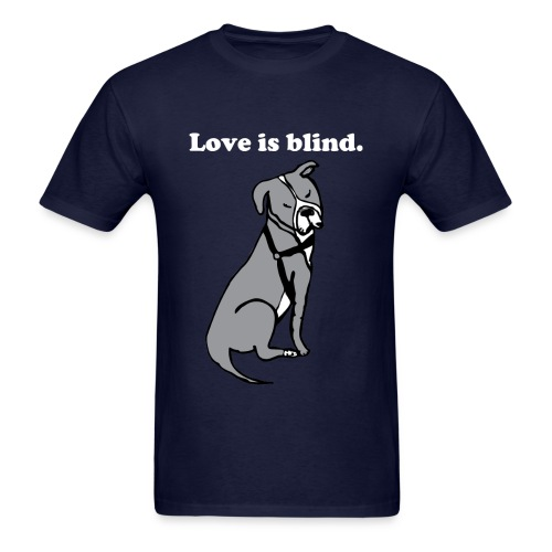 Love is Blind Tee - Men - Men's T-Shirt