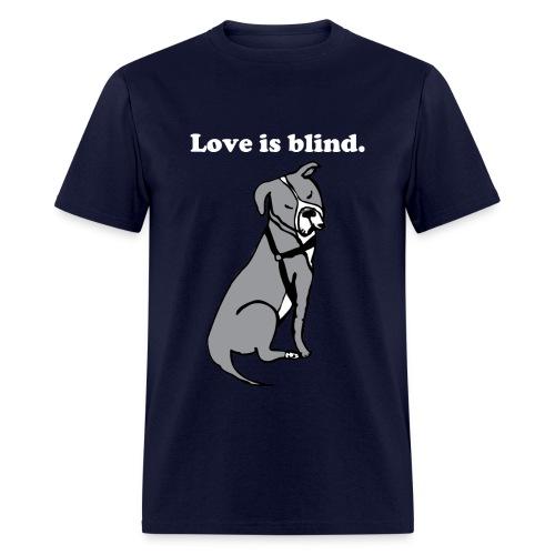 Love is Blind Tee - Men - Men's T-Shirt