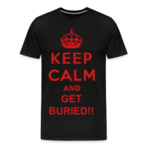 Buried Tee - Men's Premium T-Shirt