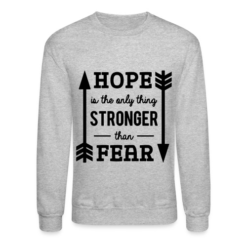 The Hunger Games Quote - Crewneck Sweatshirt