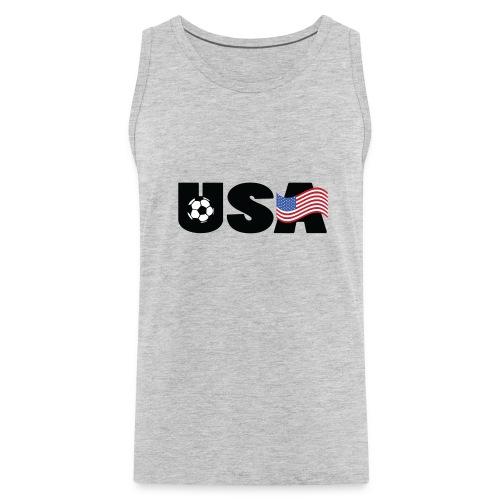 GO GO USA Men's tank top - Men's Premium Tank