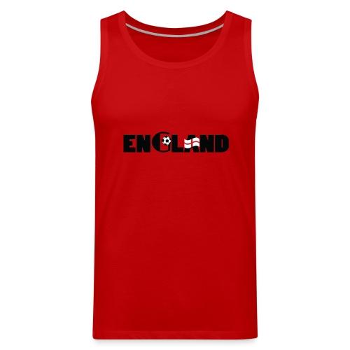 GO GO England Men's tank top - Men's Premium Tank