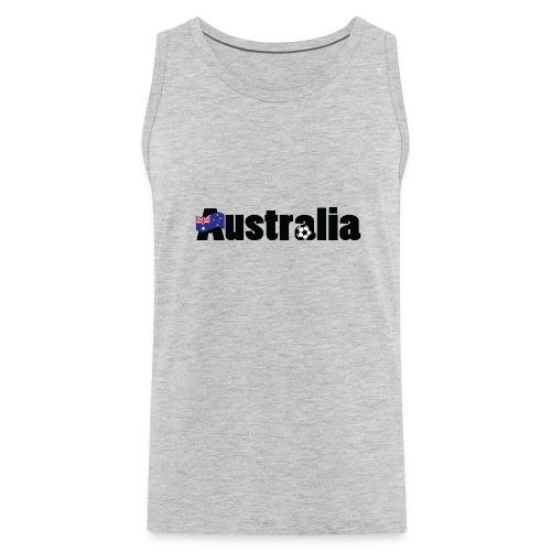GO GO Australia Men's tank top - Men's Premium Tank