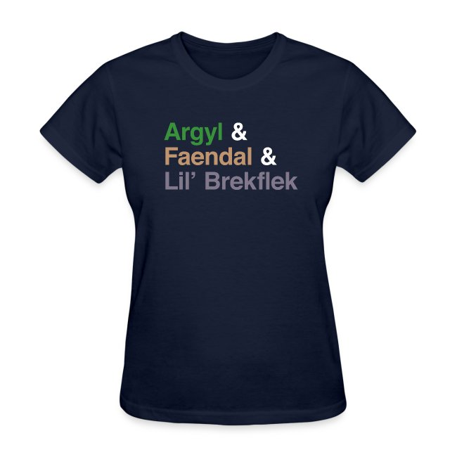 Argyl & Friends (Women's)
