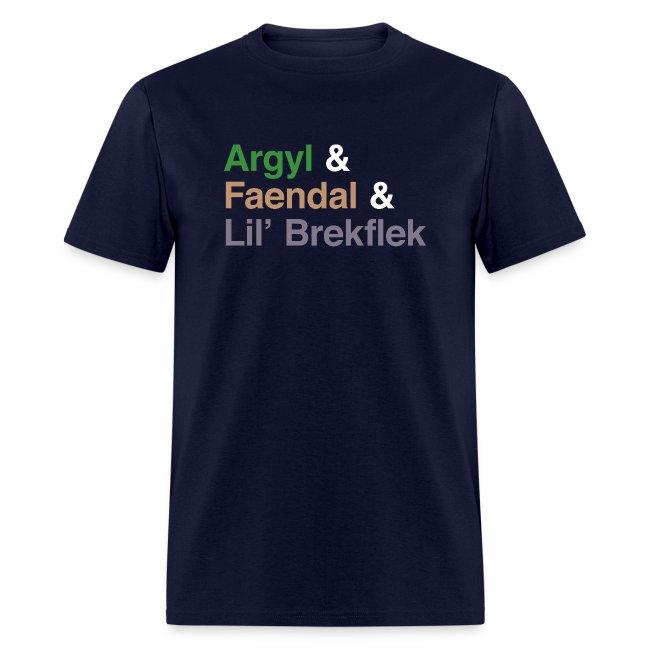 Argyl & Friends (Men's)
