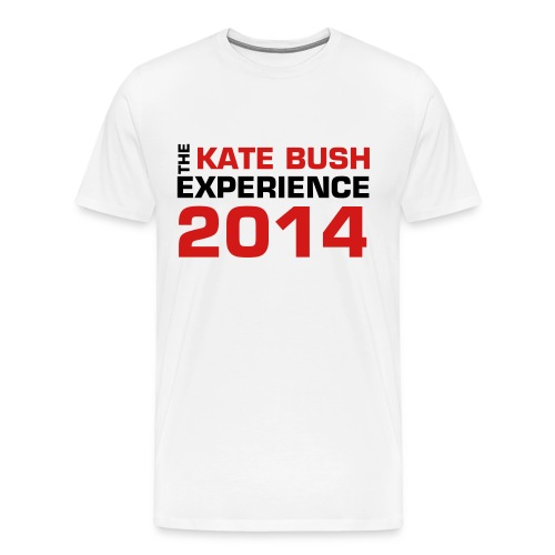 Kate-Bush_Experience-001 - Men's Premium T-Shirt