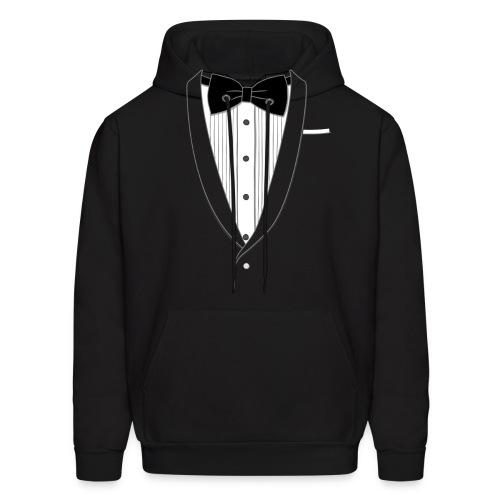 Men's Suit Sweater - Men's Hoodie