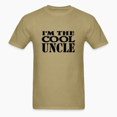 I'm the cool Uncle T-Shirts