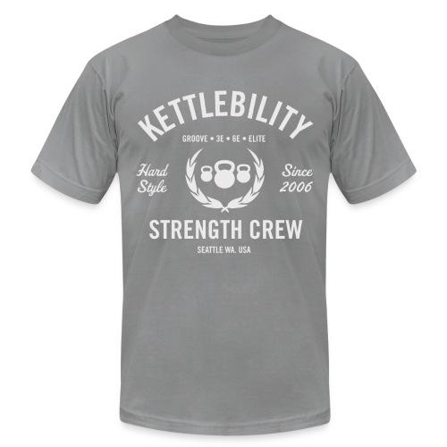 Strength crew LT [men] - Men's  Jersey T-Shirt