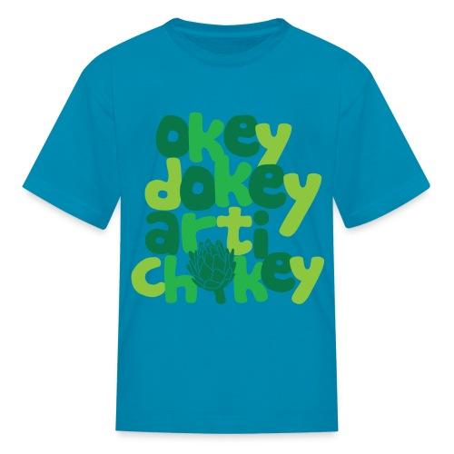 Arti Chokey - Big Eyed Foodie - Kids' T-Shirt