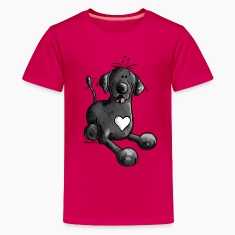 Funny Labrador Retriever - Dog Kids' Shirts