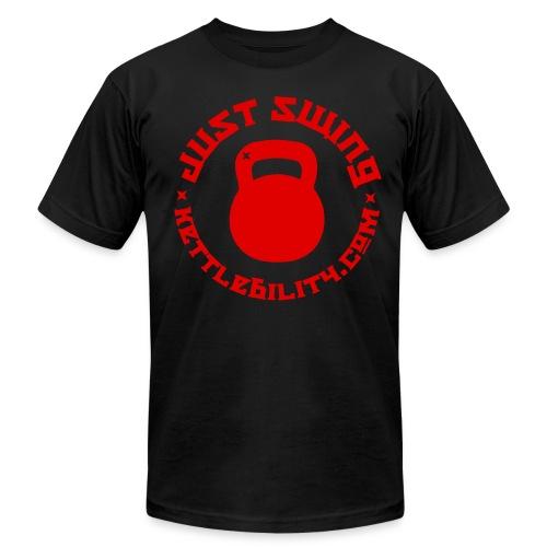 Just Swing jersey tshirt [men] - Men's  Jersey T-Shirt