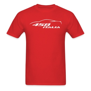 Ferrari 458 Italia - Men's T-Shirt