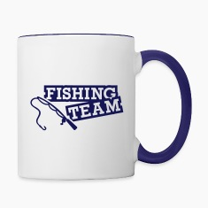 Fishing Team Bottles & Mugs
