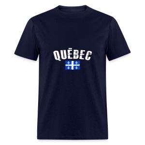 Québec - T-shirt pour hommes