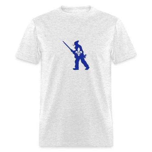 Patriote 1837 Québec - Men's T-Shirt