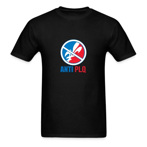Anti PLQ - Men's T-Shirt