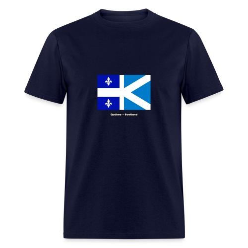 Québec - Scotland - Men's T-Shirt